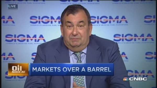 Oil higher from here: Petrowski