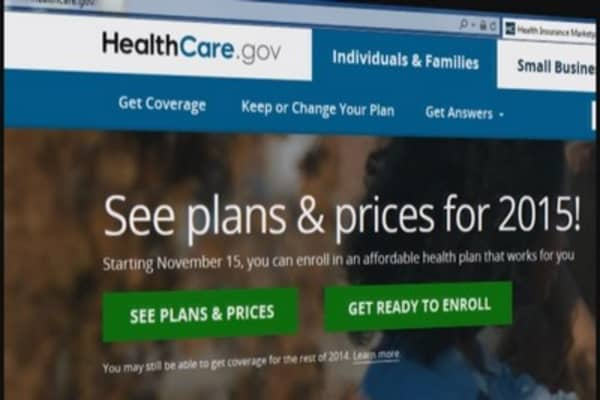 Main Street on SHOP health care: A mixed bag