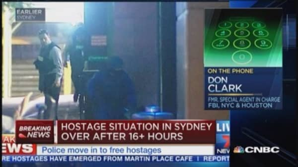 Analyzing motives behind Sydney attack