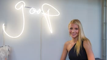 Gwyneth Paltrow, founder and chief creative officer of Goop.