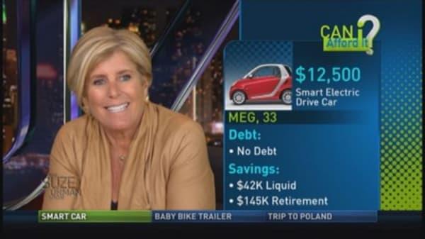 Can I Afford It? Smart car