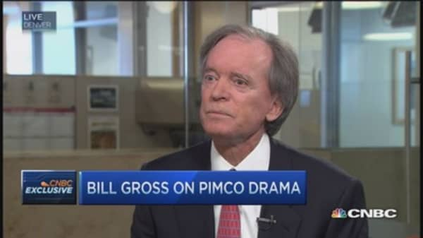 Bill Gross: Rarely get a chance to start over at 70