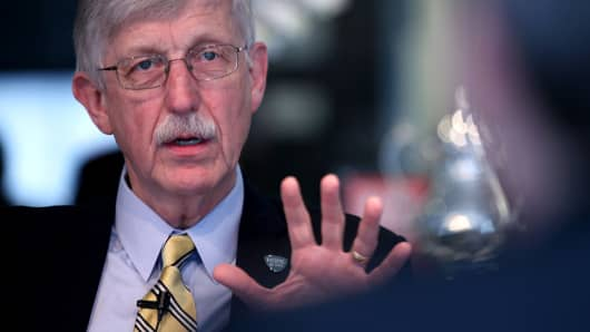 National Institutes of Health Director Francis Collins