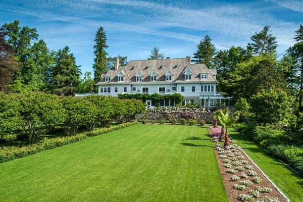Copper Beach, 51-acre waterfront estate in Greenwich, CT sold for $120 million in April.