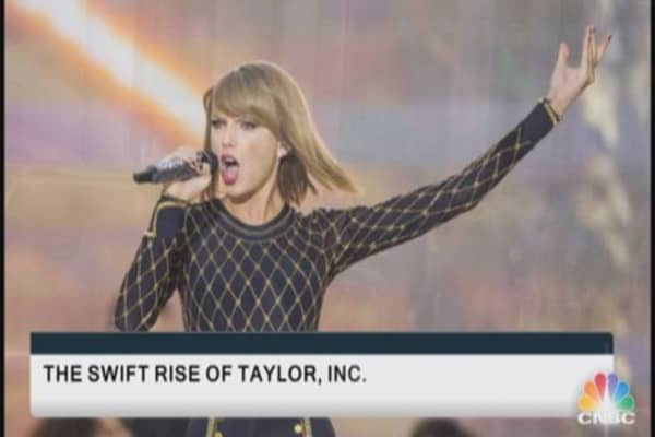 The Swift rise of Taylor, Inc.