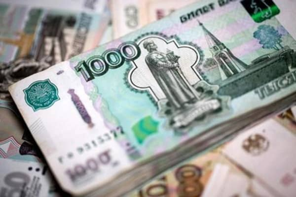 What's squeezing Russia's ruble?
