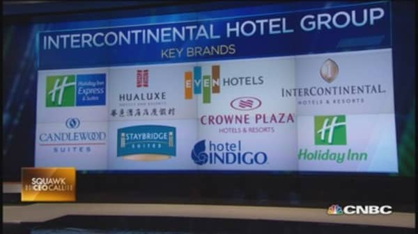 IHG acquires Kimpton in $430 million deal