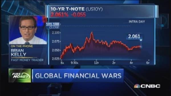 Clear we're in a global financial war: BK
