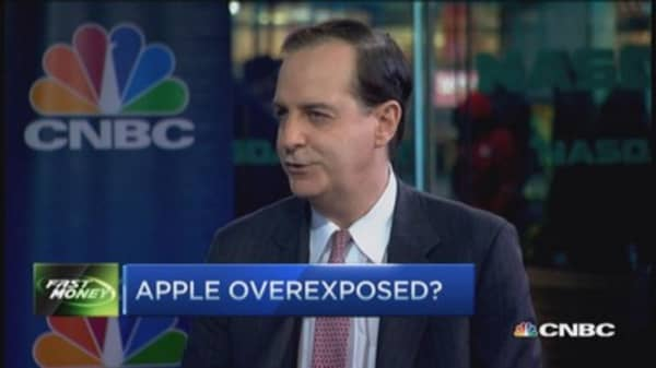 Apple's worst-case scenario: Analyst