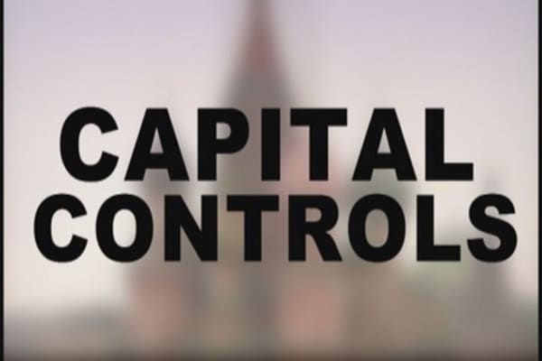 CNBC Explains: What are capital controls anyway?