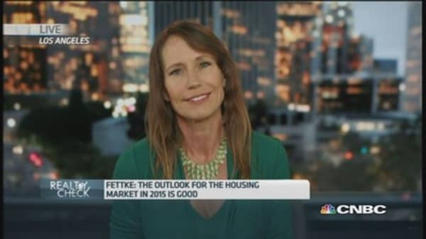 US housing moving in right direction: Pro