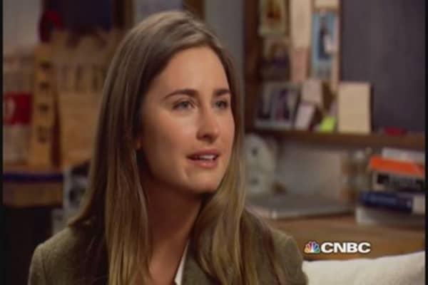 CNBC Meets: Lauren Bush Lauren, part one