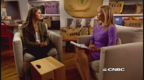 CNBC Meets: Lauren Bush Lauren, part two