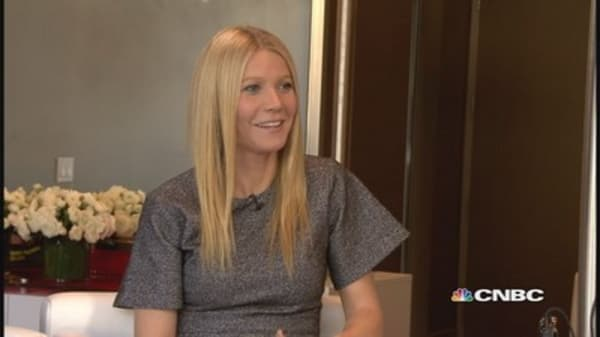 Gwyneth Paltrow on Goop, Martha and acting