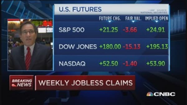 Weekly jobless claims drop 6,000 to 289,000