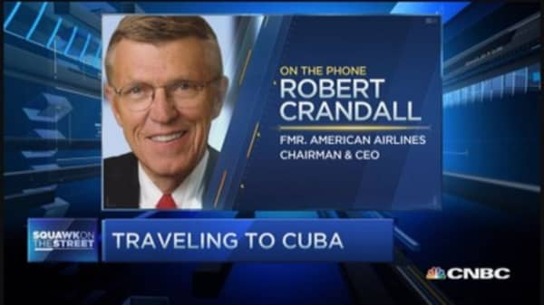Airlines getting cued up for Cuba