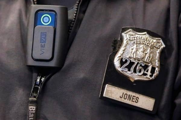 Police body cameras are big business