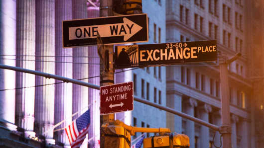 Exchange Place NYSE