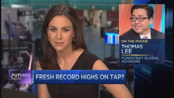 Tom Lee: Why I'm mega-bullish for 2015
