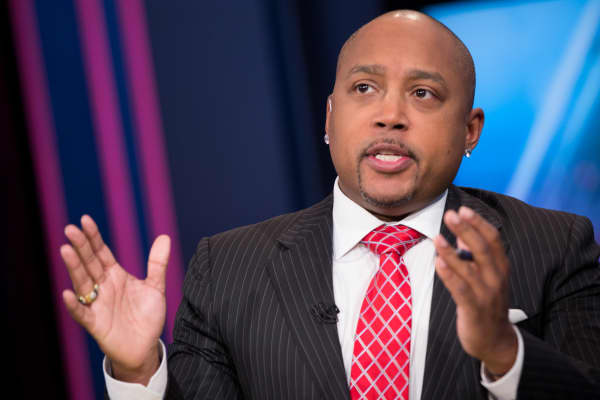 Daymond John, founder and CEO of FUBU and entrepreneur.