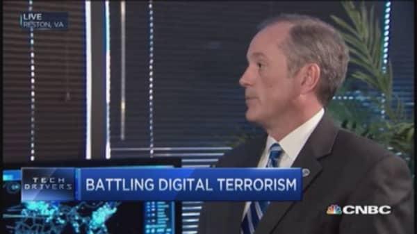 Battling digital terrorism