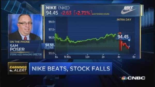 No upside surprise for Nike: Pro
