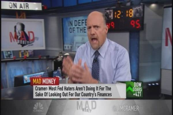Cramer: Listen up short-selling 'moralists'