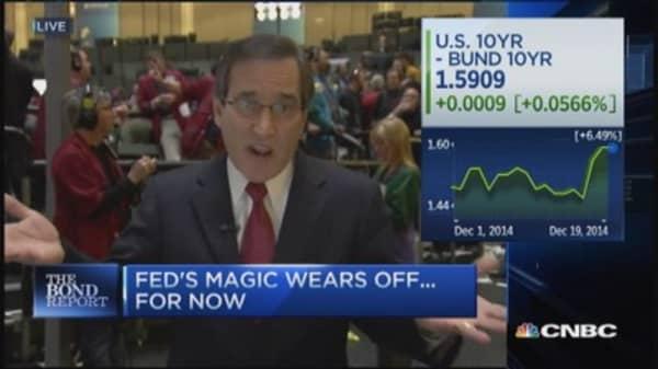 Santelli: Dollar-yen coming back