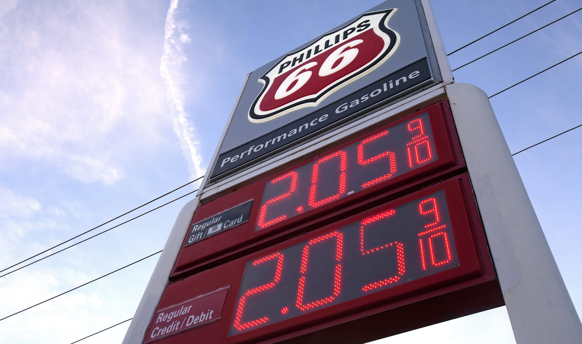 Phillips 66 Stock Quote Prepossessing How Low Gas Prices Fuel The Housing Market