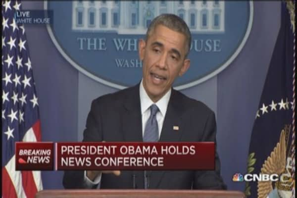 President Obama: Want fair & simple tax laws