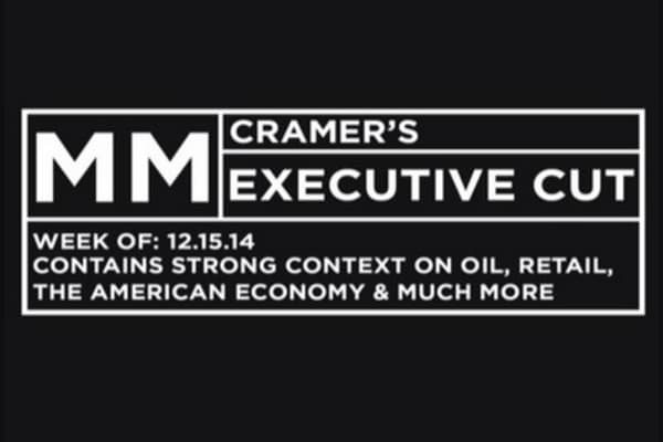Cramer¿s Executive Cut: CEOs talk oil, tech, retail & the future of food