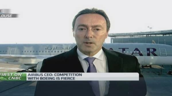 We are not discontinuing the A380: Airbus CEO