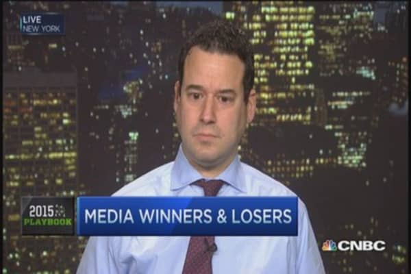 Media analyst: CBS wins content 2015