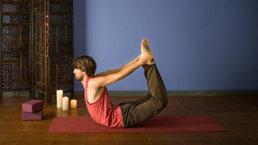 Grokker produced yoga videos.