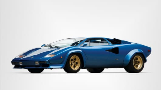 1979 Lamborghini Countach LP 400S Series I