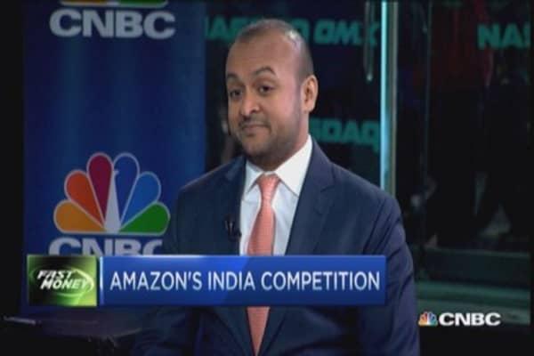 India's enormous e-commerce potential: Pro