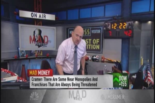 Cramer: Competition a killer