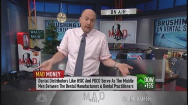 Cramer: This boring industry is red hot