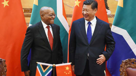 Recolonizing Africa: A modern Chinese story?