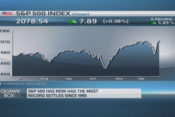 Dennis Gartman warns on more volatility