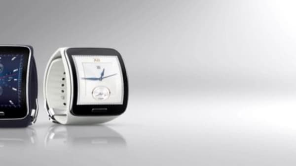 Samsung Gear S: Review