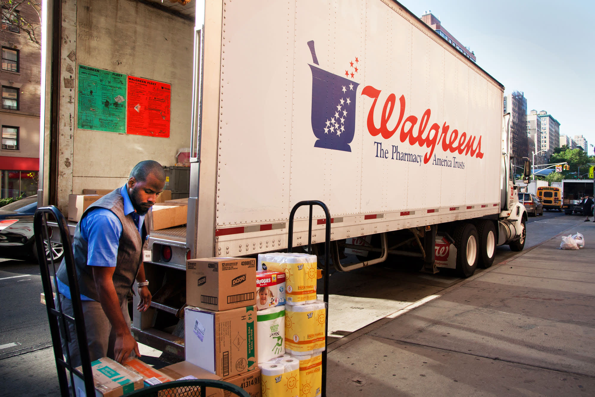 Walgreens Stock Quote Walgreens Deal For Rite Aid Deal Likely To Succeed