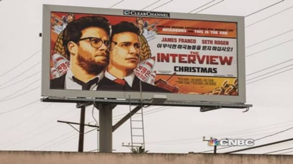 Sony authorizes 'The Interview' screenings