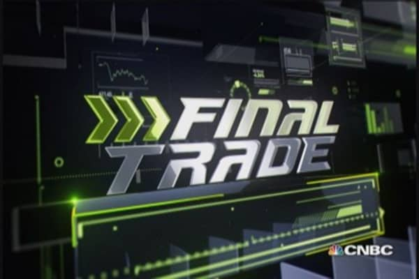 Fast Money Final Trade: XOM, BBY, GOOG & SU