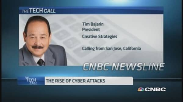 Could cyber attacks worsen in 2015?