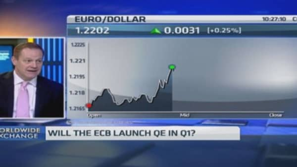 ECB must 'shock' Europe into recovery