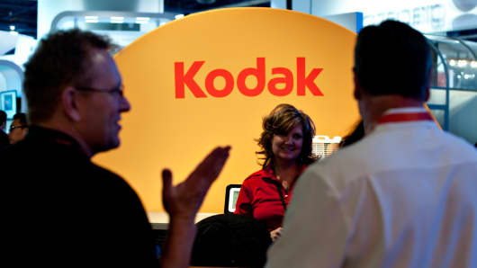 Attractive Moving Stock: Eastman Kodak (KODK)