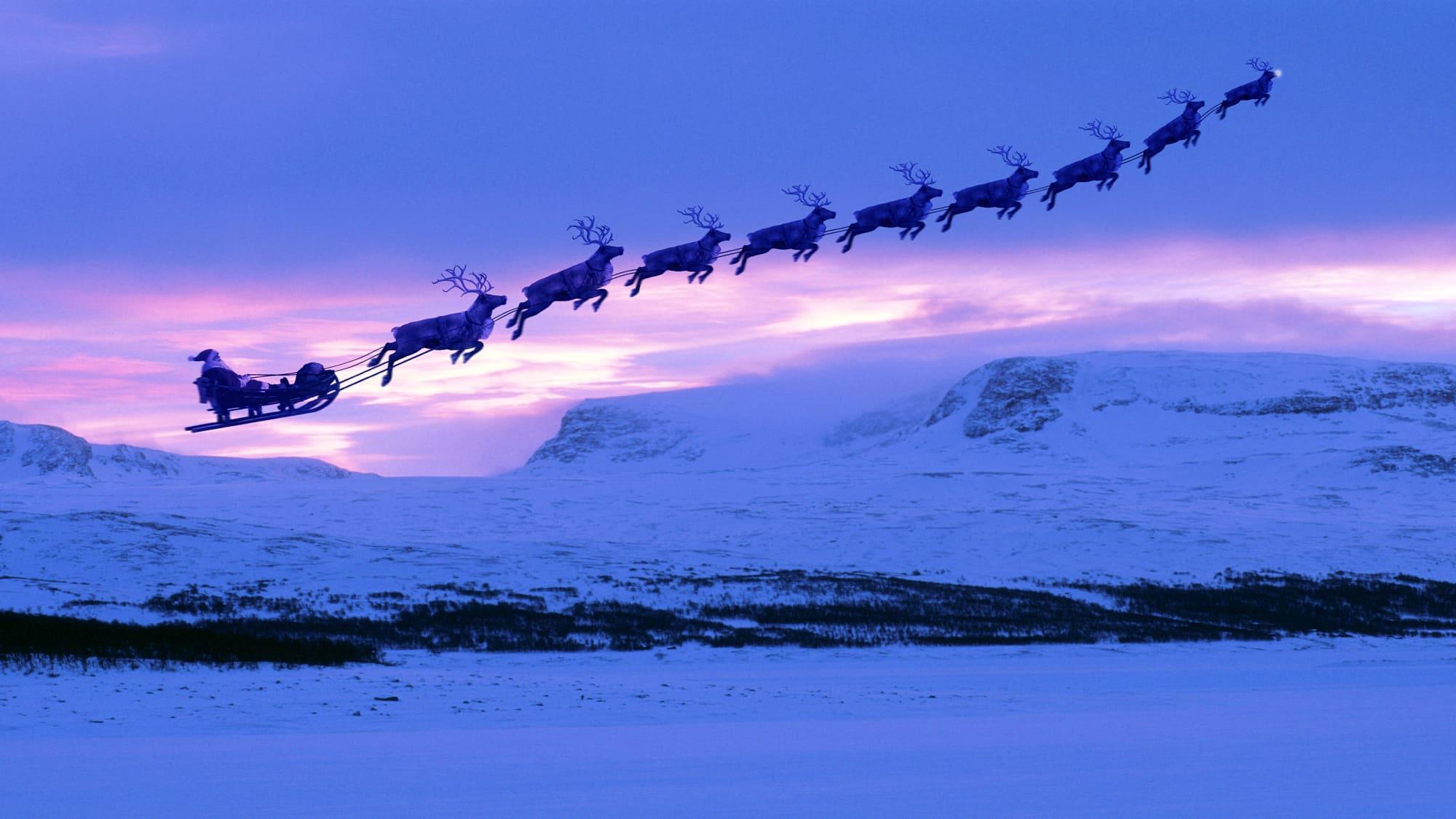 cnbc explains keeping tabs on santa