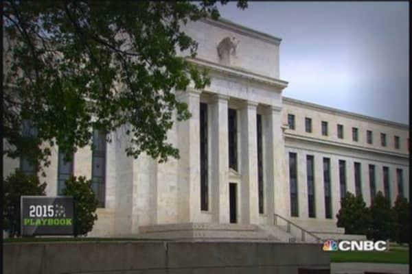 Central bank tug-o-war 2015