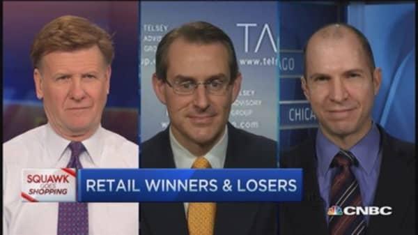 Favorite retail stocks